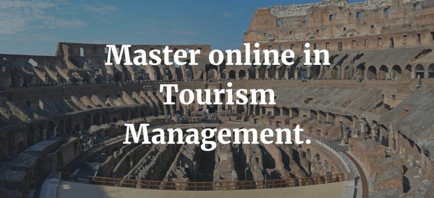 Master online in Tourism Management a Pescara: tutte le opportunità!